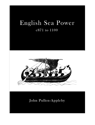 Book cover for English Sea Power 871-1100AD