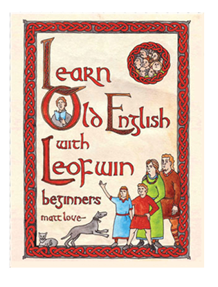 Book Cover for Learn Old English with Leofwin