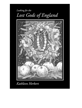 Book cover for Looking for the Lost Gods of England