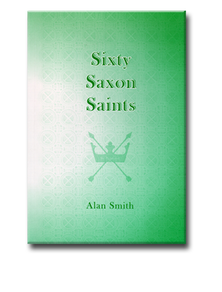 Book Cover for Sixty Saxon Saints