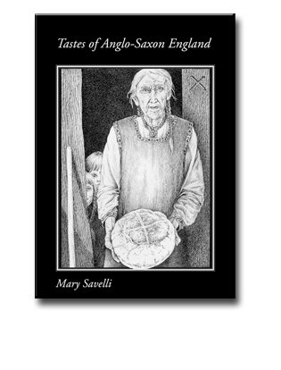Book Cover for Tastes of Anglo-Saxon England