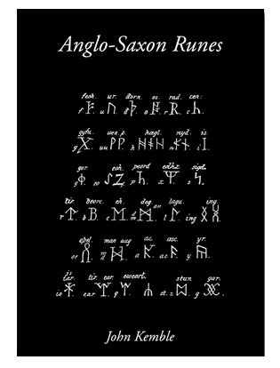 Book cover for Anglo-Saxon Runes