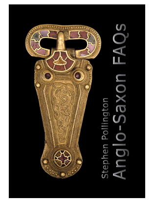 Book cover for Anglo-Saxon FAQs
