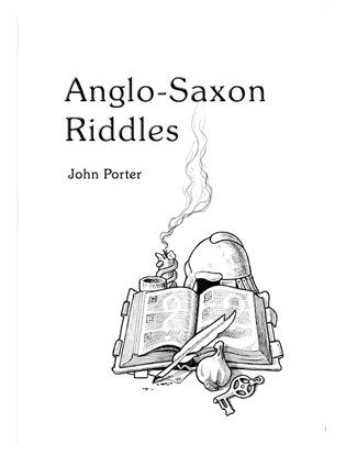 Book cover for Anglo-Saxon Riddles